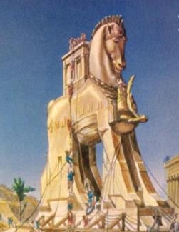 Civilt micenea - Mitologia greca mitologia cavallo uomo ...