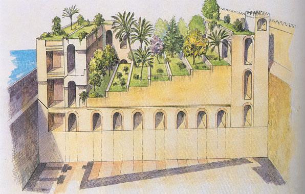 Babilonia2 - Giardini pensili immagini ...