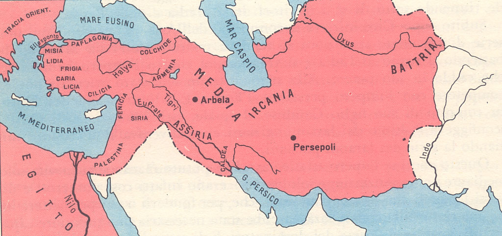 Vicere Antichi Persiani.L Impero Persiano