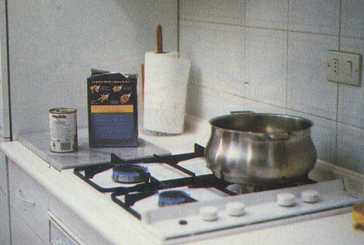 Carburazione fiamma a gas - Manutenzione cucina a gas ...