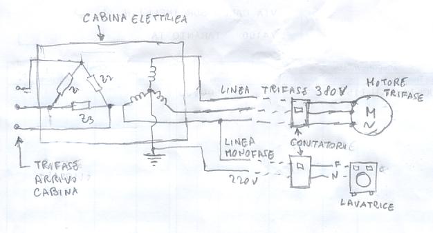 Schema Elettrico Cabina Di Media Tensione : Impianti di terra